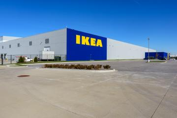 IKEA Distribution Center completed 2