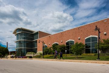 Olivet Nazarene University Student Life and Recreation Complex