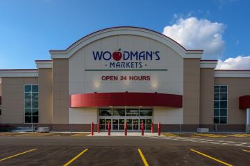 Woodman's Building Front