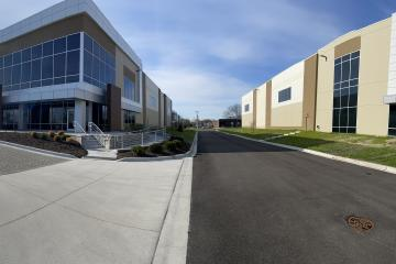 Elk Grove Technology Park expansive view