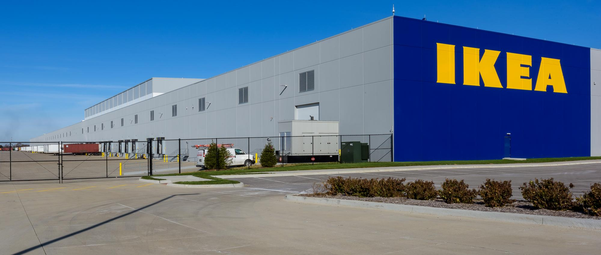 IKEA Distribution Center completed 3