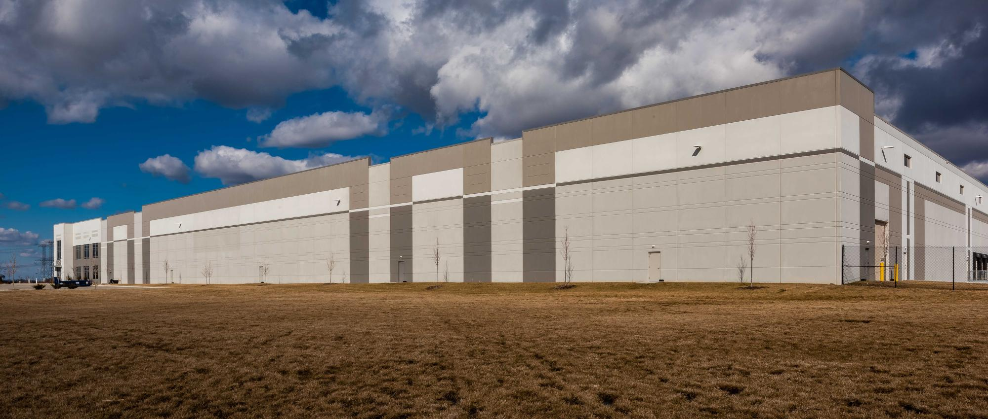 First Joliet Logistics Center