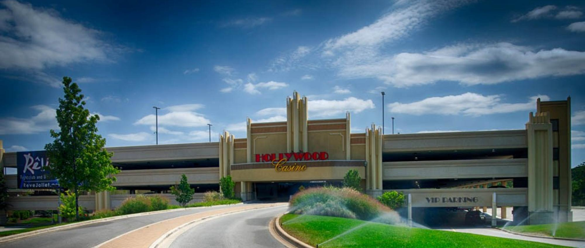 Hollywood Casino front