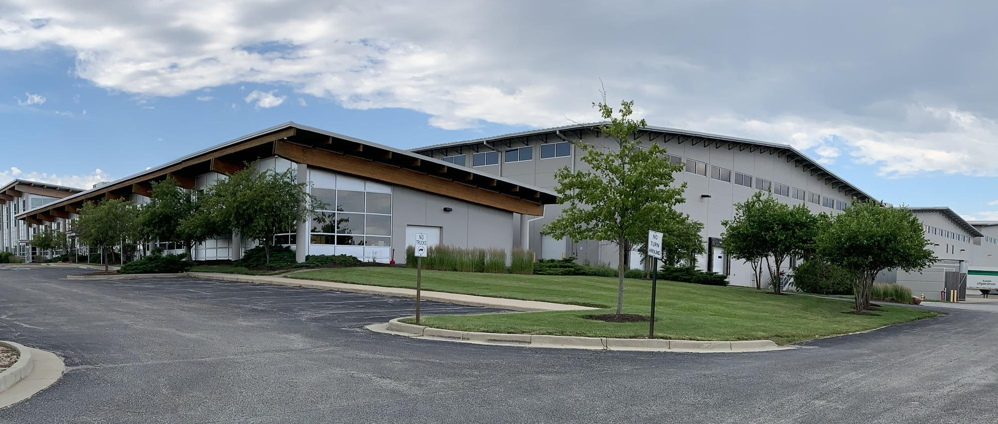 Festool plant in Lebanon, Indiana